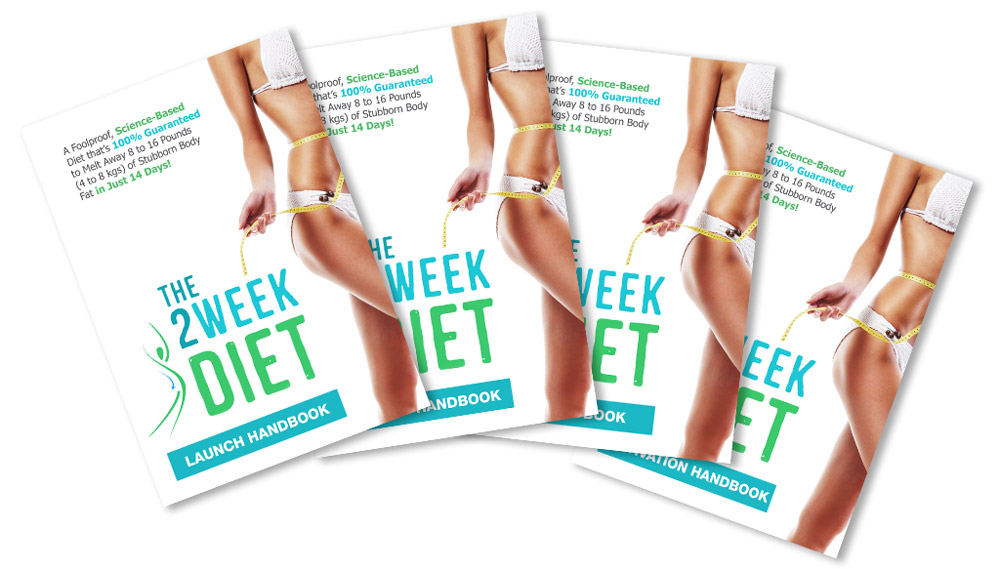 2 Week Diet Logo