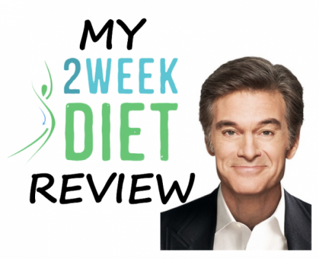 2 Week Diet Review Logo