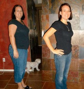 Lucy's 3 Week Diet Results