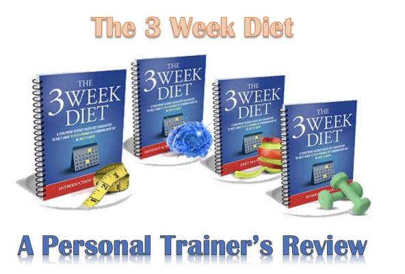 3 Week Diet Review Logo