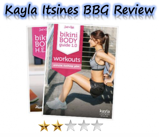 Kayla Itsines BBG Review And Results – I Really Didn't Like It