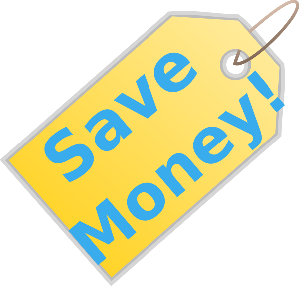 Save Money Coupon