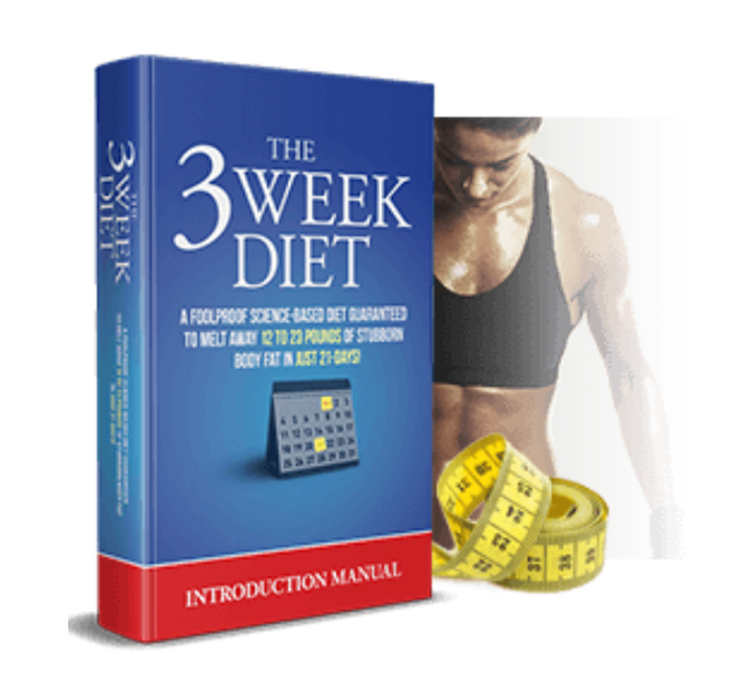 3 Week Diet Introduction Manual