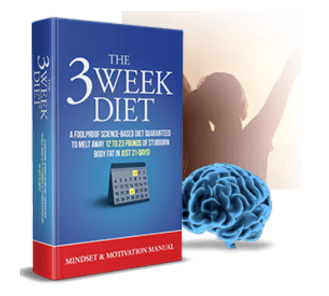 3 Week Diet Mindset Manual