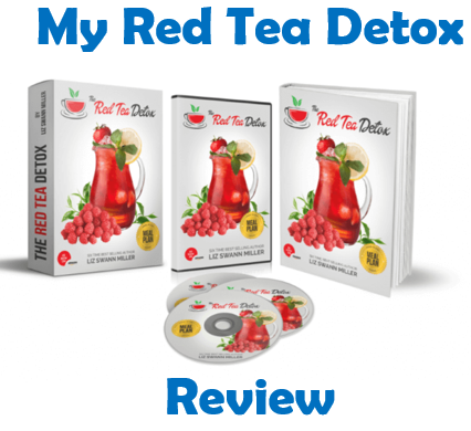 Red Tea Detox Review Logo