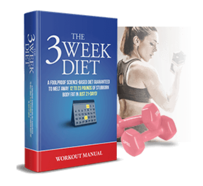 3 Week Diet Workout Manual